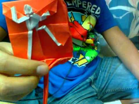 Origami Man Swatter