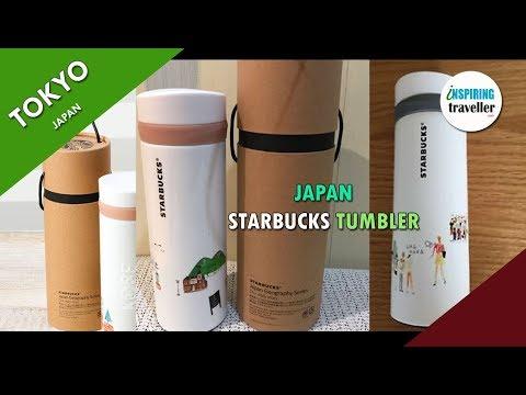 Tokyo Japan Starbucks Tumbler