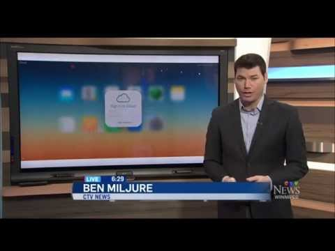 CTV News   GPS Tracking for Phone   Jan 5 2015