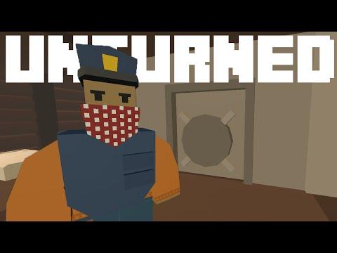 THE VAULT OF MY DREAMS!! - Unturned Online