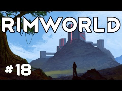 RimWorld Alpha 16 - Ep. 18 - Heart Attack! - Let's Play RimWorld Alpha 16 Gameplay