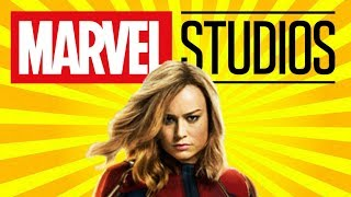 Download CAPTAIN MARVEL WILL TAKE LEAD OF THE MCU AFTER AVENGERS ENDGAME SAYS KEVIN FEIGE Video