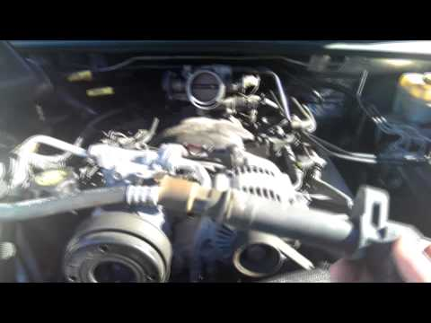 99 - 04 Jeep Grand Cherokee: How to Replace Spark plugs, Ignition coils and TPS [rough idle]