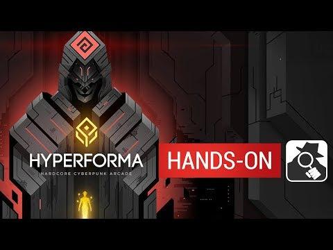 HYPERFORMA (iPhone, iPad) | Hands-On