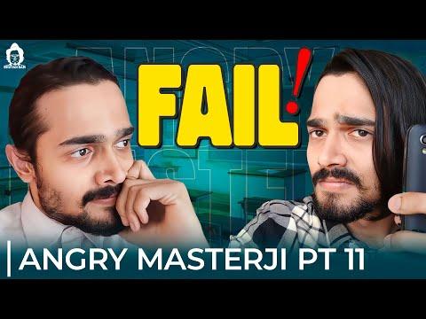 BB Ki Vines-   Angry Masterji- Part 11  