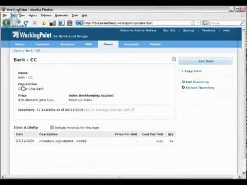 My new favorite small business invoicing software - web based, easier than a quickbooks tutorial