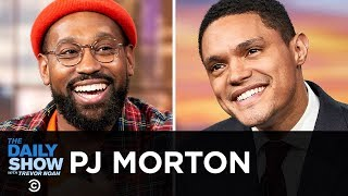 """PJ Morton - Embracing His Soul Music Side with """"Gumbo Unplugged"""" 