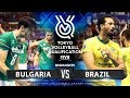 Bulgaria Vs Brazil Highlights Mens OQT 2019