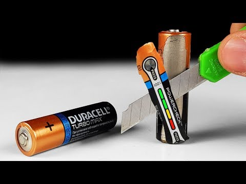 19 VERY FAST LIFE HACKS WITH BATTERY