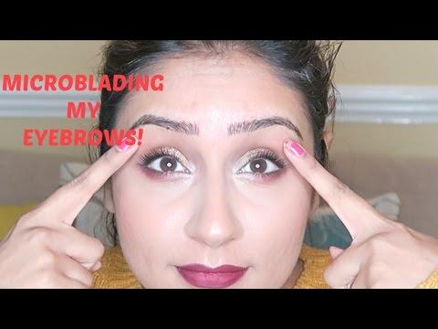 My eyebrows are Microbladed | Raji Osahn