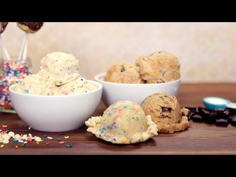Edible Cookie Dough Recipe | Just Add Sugar