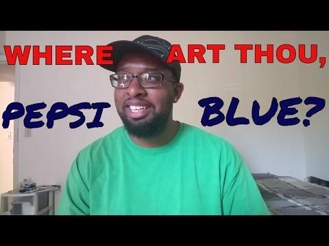 Whatever Happened to Pepsi Blue?