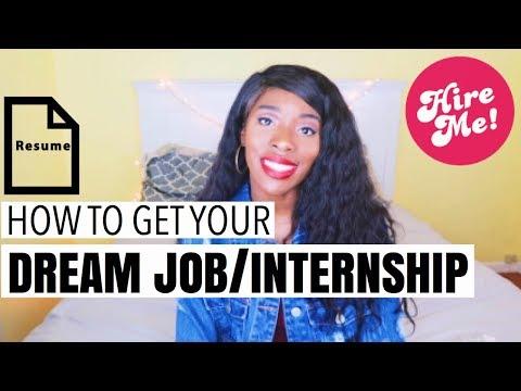 How I got my DREAM Internship at HBO