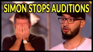 "Top 10 ""SIMON STOPS THEM"" ... Watch What Happens Next!"