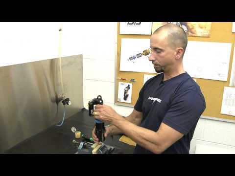 DBAir Volume Adjustment Video