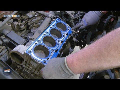 Wechsel der Zylinderkopfdichtung - VW Golf 4 [TUTORIAL]