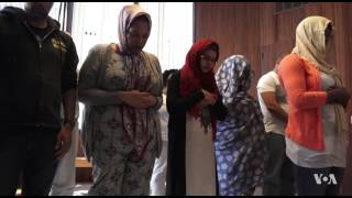 Men, Women Pray Together at Unconventional Mosque