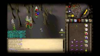 [HD] Zerg Unit Dominates The First Day Of F2p Wilderness 27/05/14.