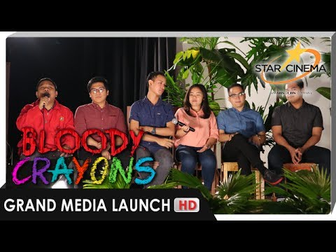 'Bloody Crayons' creative team walks us through the making of the film