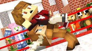 Minecraft Kindergarten - WRESTLING ?!