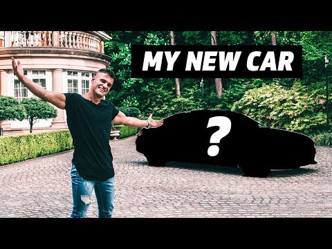 MY NEW CAR (REVEAL) 2018!