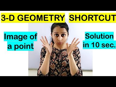 3D GEOMETRY TRICK/SHORTCUT NDA/CETs/JEE/BITSAT/COMEDK/COMPETITIVE EXAMS