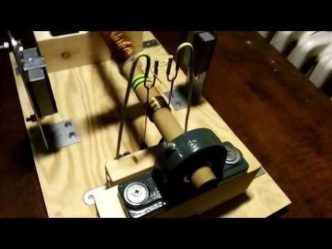DIY - DC motor with commutator