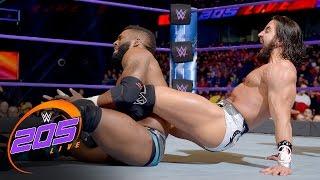 Cedric Alexander vs. Tony Nese: WWE 205 Live, Dec. 27, 2016