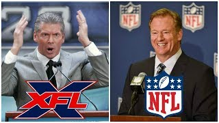 10 Reasons Why The XFL Could Compete With The NFL
