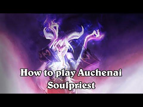 hearthstone how to play auchenai soulpriest