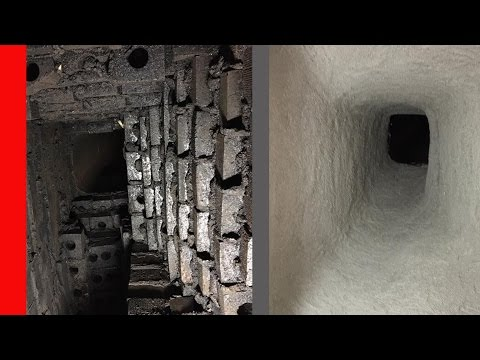 Chimney Smoke Chamber Damage Smart Repair