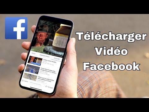 Comment télécharger des vidéos Facebook sur iPhone / iPad (sans ordi ou jailbreak)