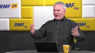 Poranna rozmowa w RMF FM: Były poseł Marek Jakubiak był gościem w Porannej rozmowie w RMF FM