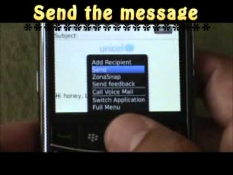 How to Use TexTango Text Messaging on Your BlackBerry