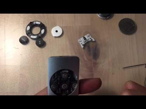 How to teardown Apple Remote