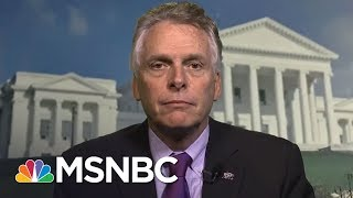 Terry McAulifffe: President Donald Trump Is An Embarrassment To The Country | Hardball | MSNBC