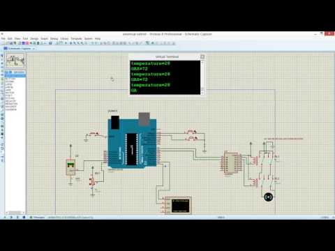 BI DIRECTION CONTROL OF PSC AC MOTOR SIMULATION IN PROTEUS