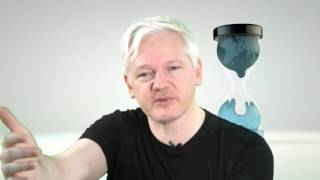Julian Assange speaks about AI controlled Facebook propaganda