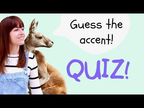 ¿Puedes reconocer estos 4 acentos en inglés?   The accent challenge