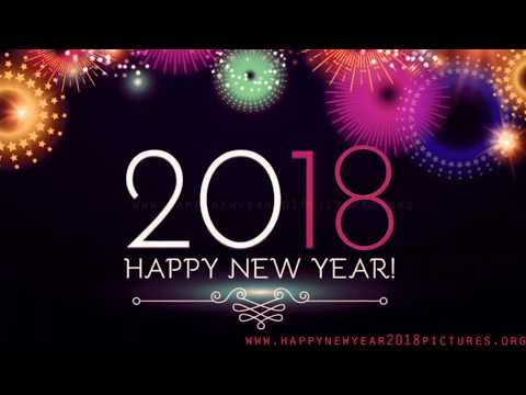 Happy new year 2018 ।। Happy new year to all Youtube From gadget guide and tips