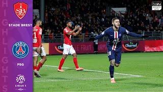 Stade Brest 1-2 PSG - HIGHLIGHTS & GOALS - 11/9/19