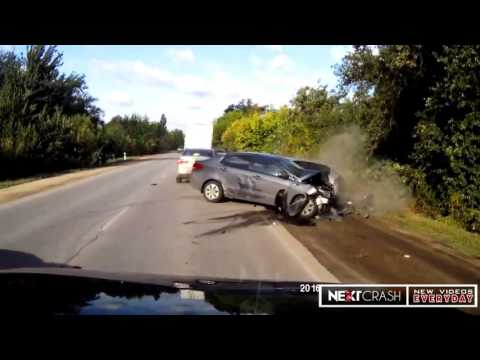 The ULTIMATE Car Crash Video Compilation, Part 11!