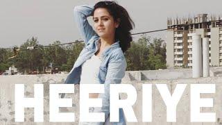 Heeriye Dance Cover-Race 3 | Salman Khan, Jacqueline | Meet Bros ft. Deep Money, Neha Bhasin |