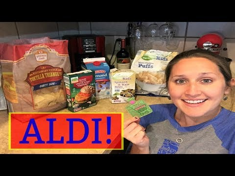 MY TOP 5 FAVORITE ALDI PRODUCTS | COLLAB
