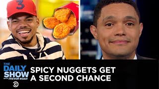 Mass Extinction Alert, Wendy's Spicy Nuggets & Caster Semenya's Testosterone   The Daily Show
