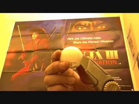 Ninj, make a 6 ball ping pong Smoke Bomb