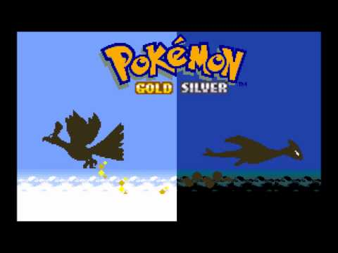Pokémon Gold & Silver - Olivine Lighthouse, Silver Cave