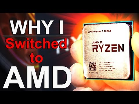 Why I Switched to AMD -- The Answers