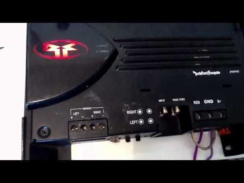 How To Properly Hook Up Car Amp In Your House Playithub Largest Videos Hub