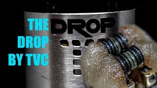 Dropping Some Quick And Dirty Hybrid Coils In The Drop Rda From Digiflavor And The Vapor Chronicles